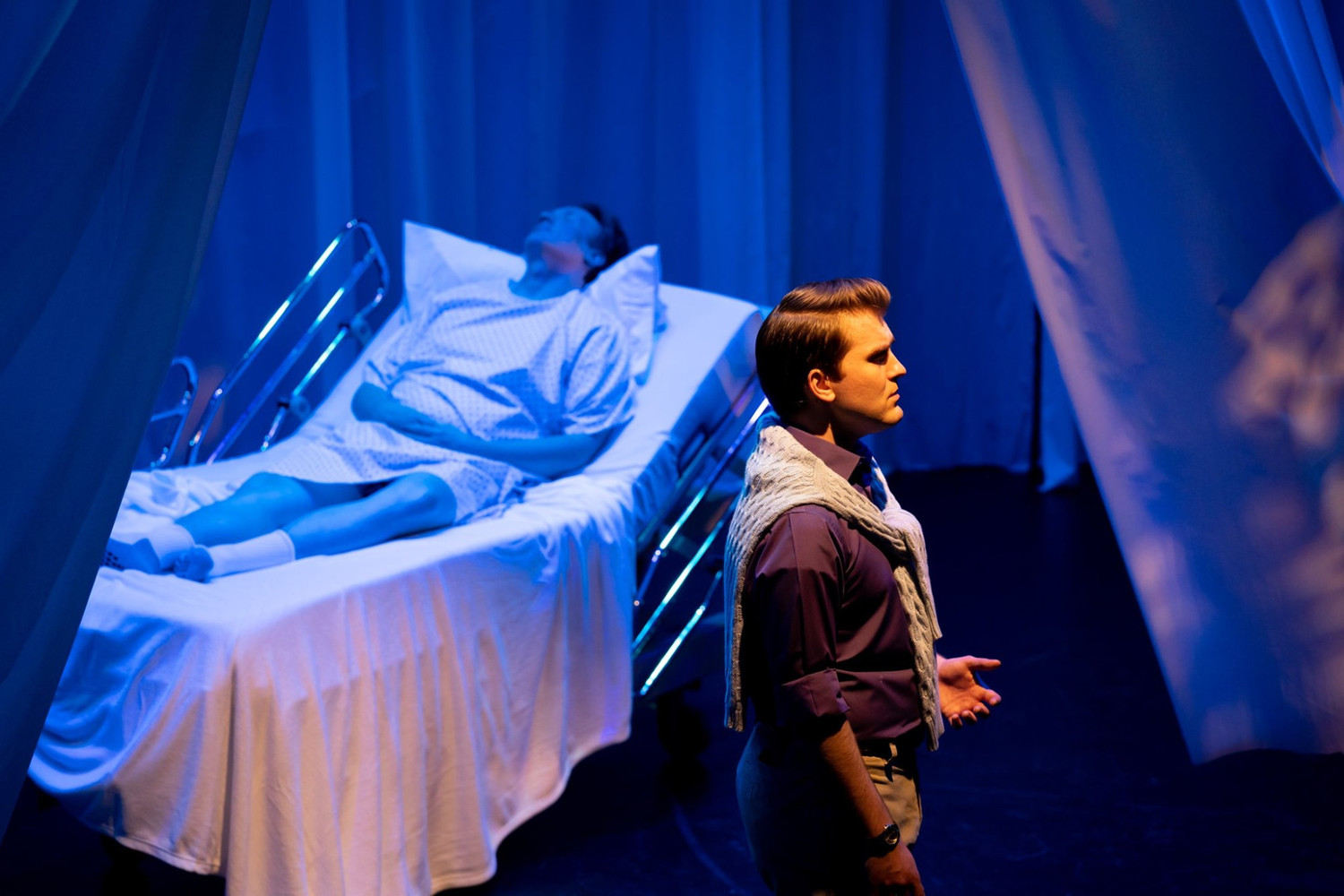 BWW Review: The Songs May Not Stick, But the Happiness Will in Iron Crow's Production of A NEW BRAIN