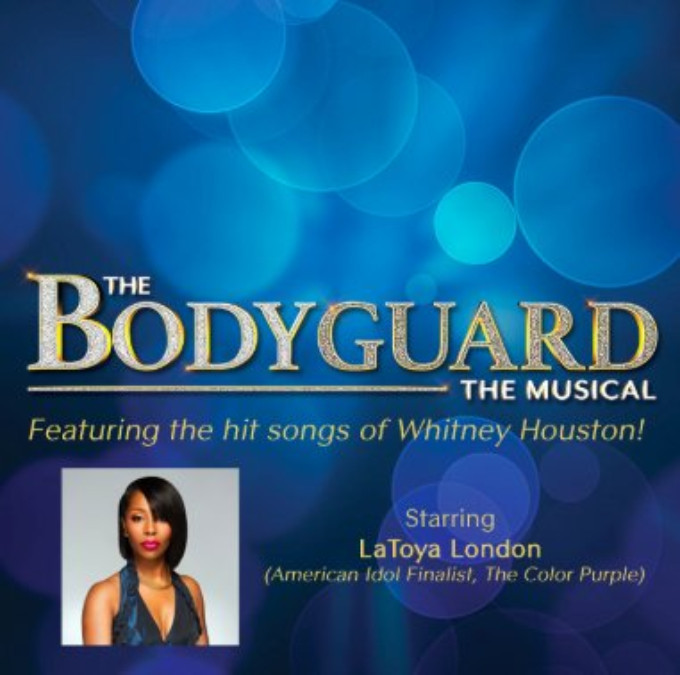 THE BODYGUARD Comes to White Plains Performing Arts Center 4/26 - 5/12