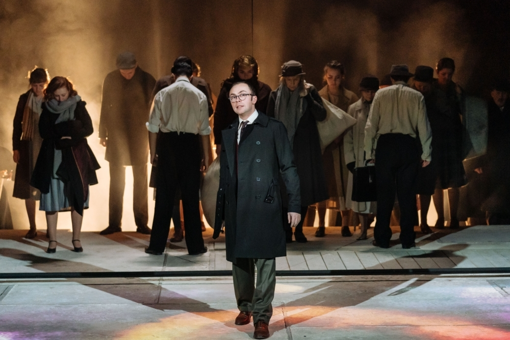 BWW Review: THE SHADOW FACTORY, Nuffield Southampton Theatres