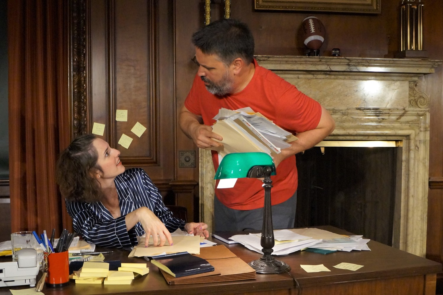 BWW Review: Playwrights Local and Dobama PresentDOWN BY CONTACT