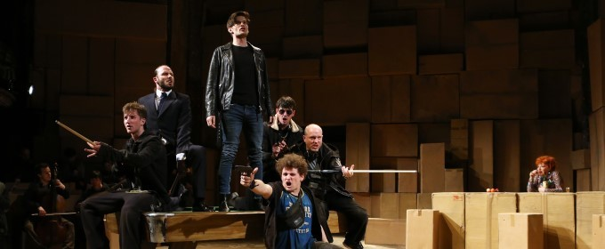 BWW Review: THE BEGGAR'S OPERA at Grand Théâtre