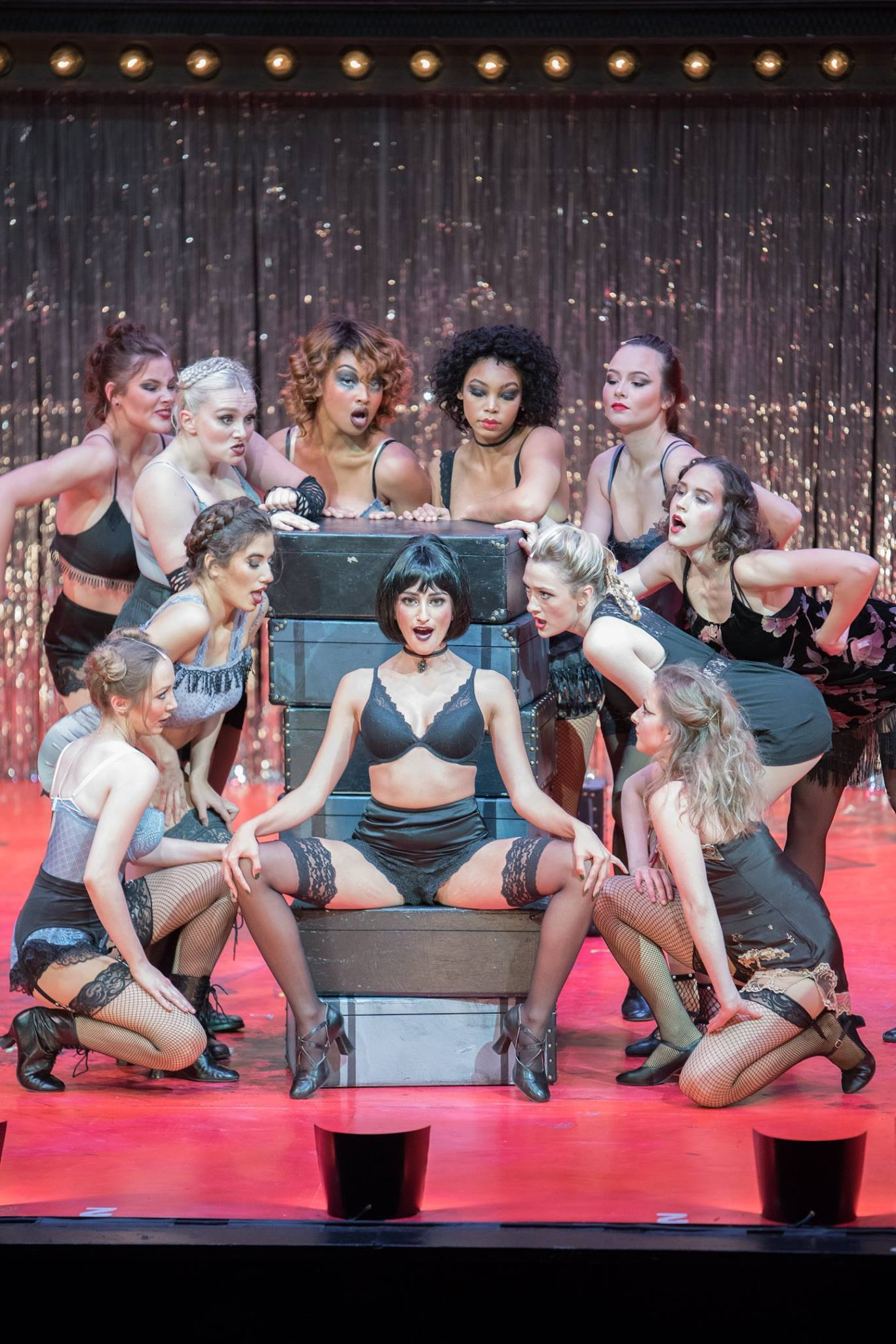 "BWW Review: ""Willokommen"" to a compelling ""Cabaret"" at BWU"
