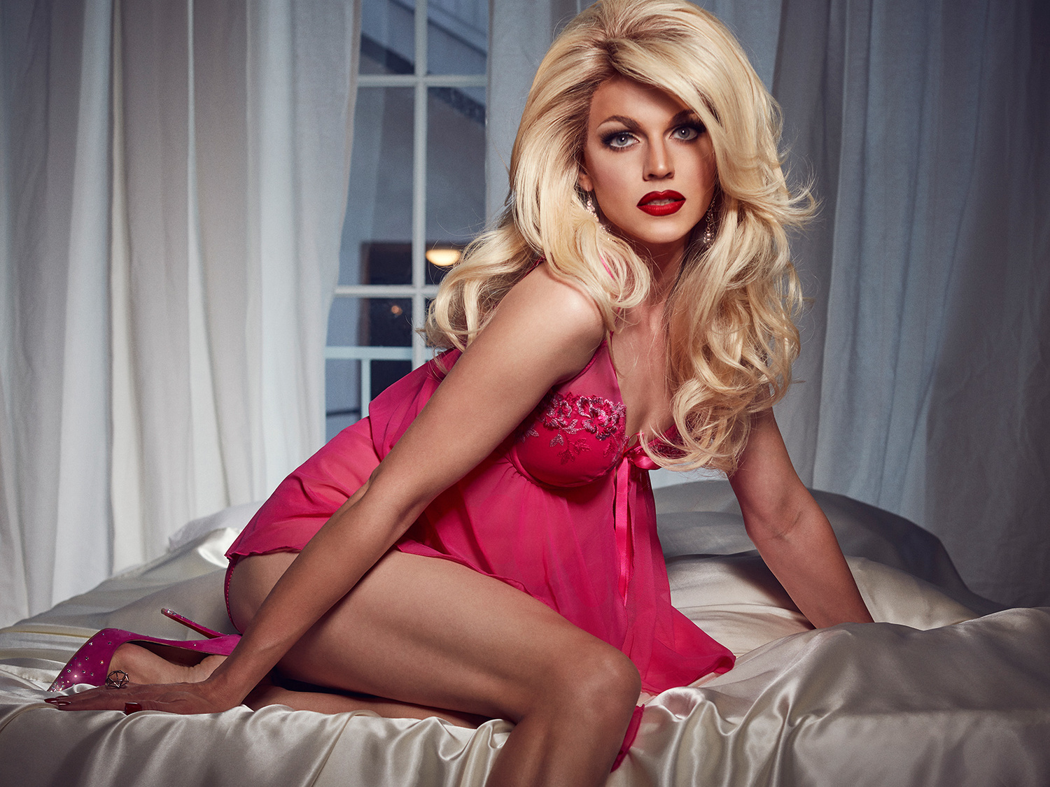 BWW Review: COURTNEY ACT: UNDER THE COVERS, Underbelly Festival