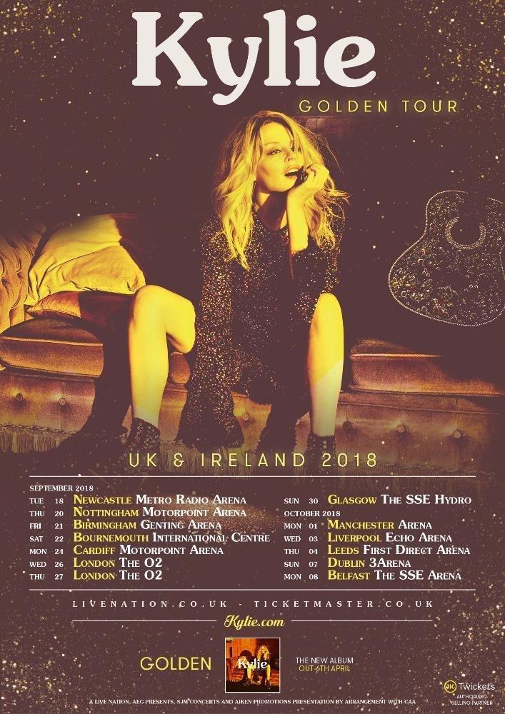 Go Show Gold Tour Dates