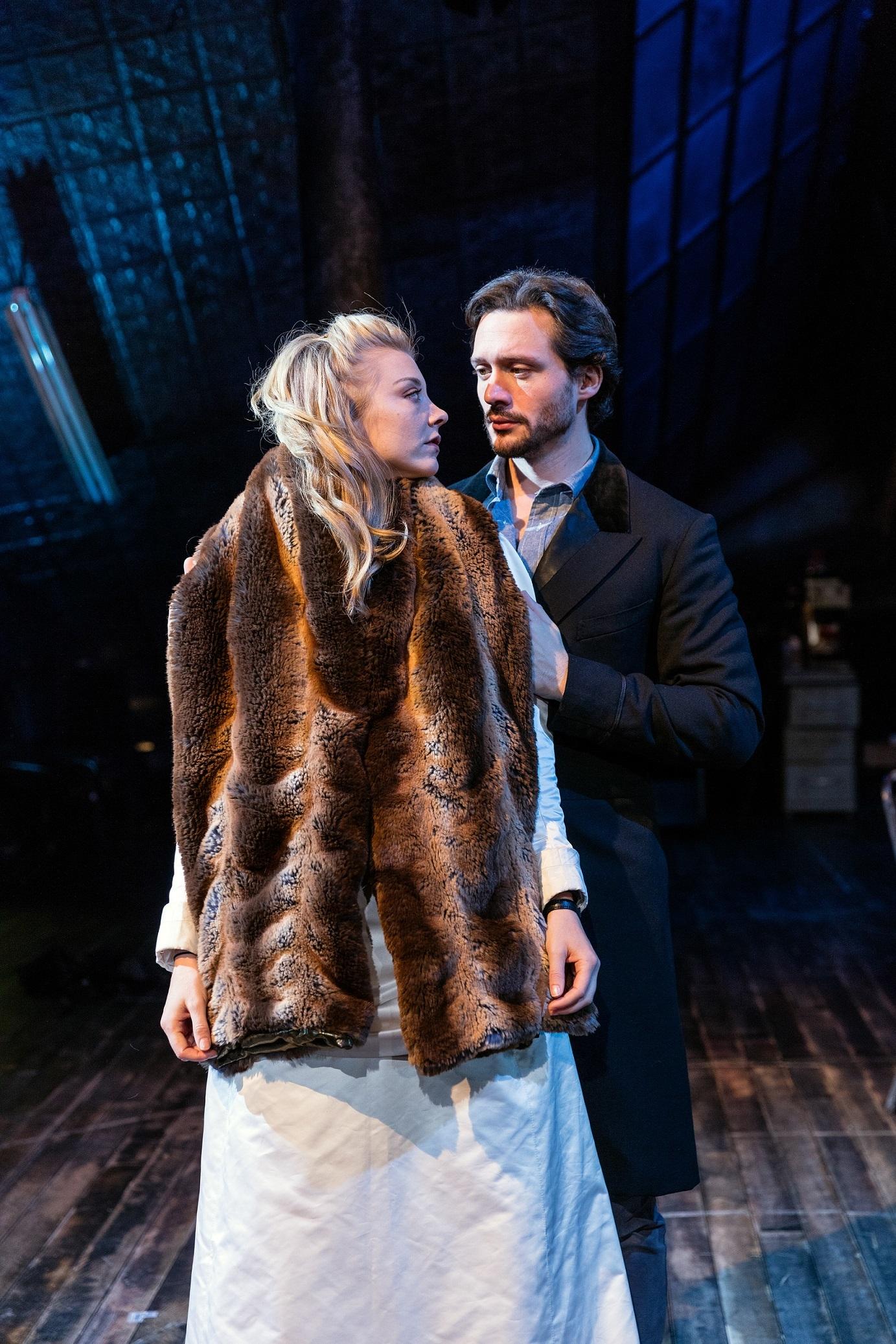 BWW Review: VENUS IN FUR, Theatre Royal Haymarket