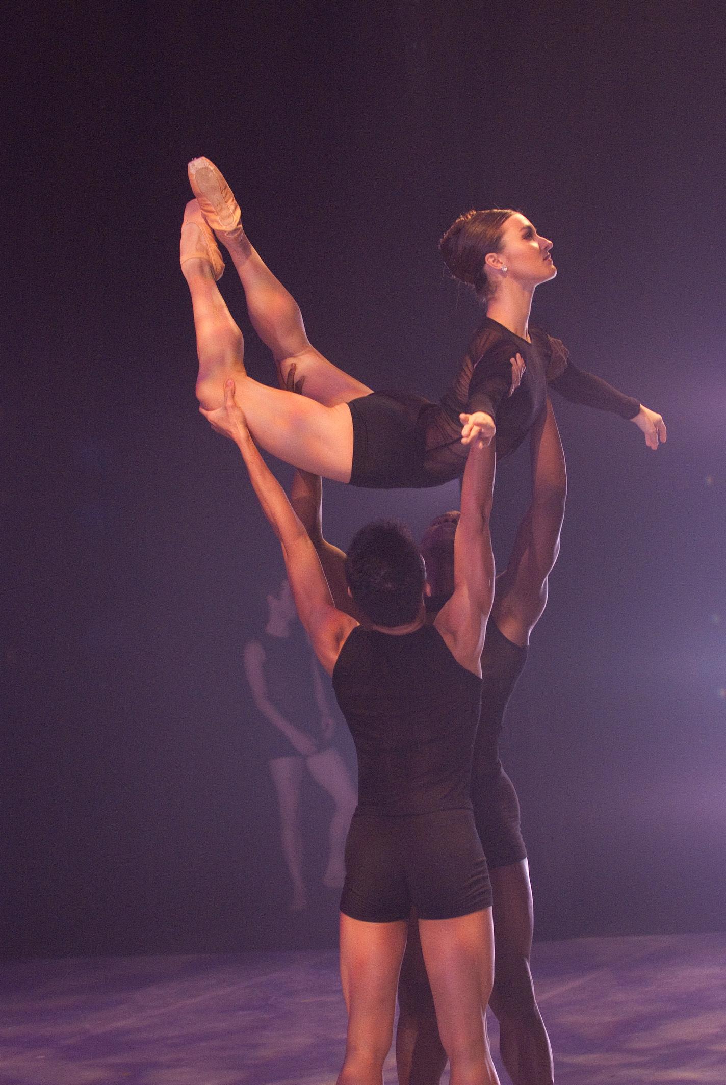 BWW Review: PREMIERES at Ballet Palm Beach