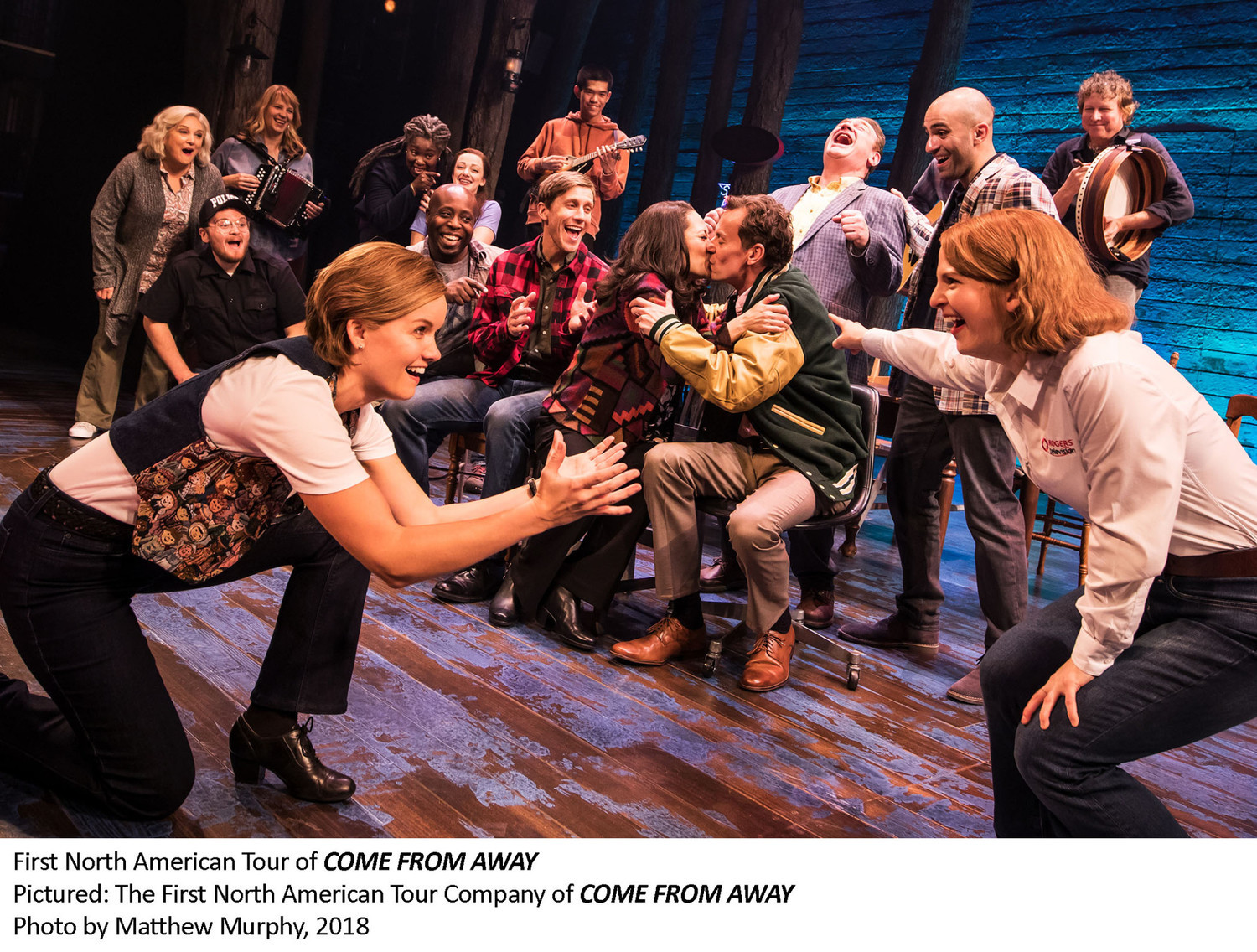 BWW Review: COME FROM AWAY Feels Like Coming Home in Calgary