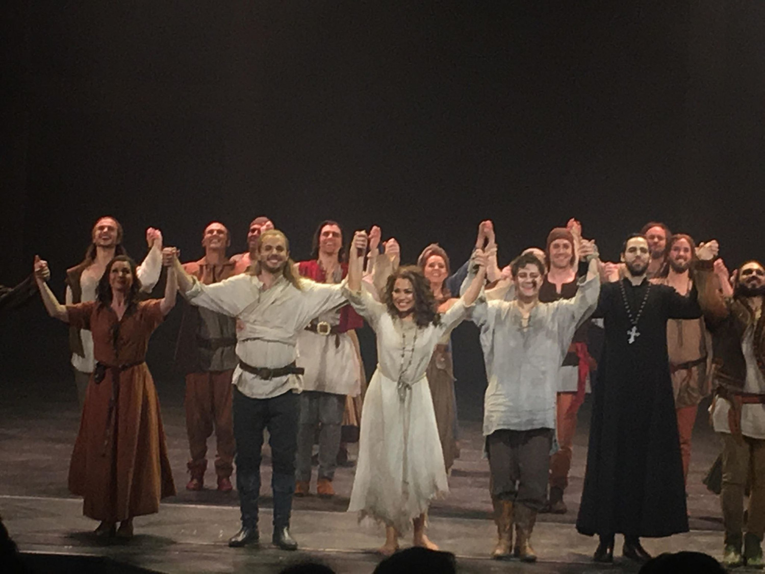 BWW Review: THE HUNCHBACK OF NOTRE DAME at Göteborgsoperan