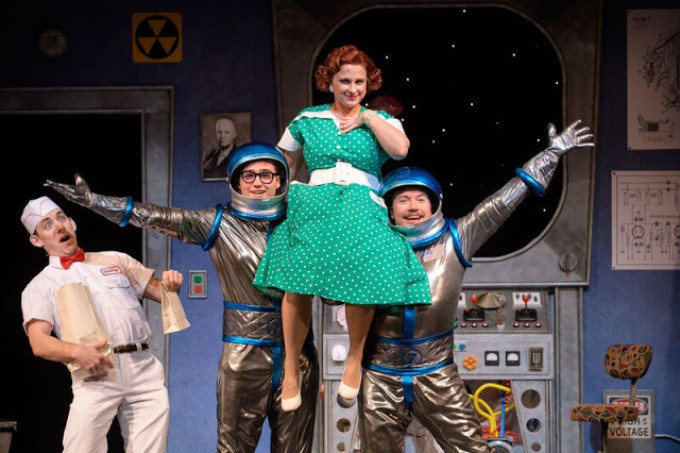 BWW Review: Aliens Invade & Voices Slay in Zany Milwaukee Musical ZOMBIES FROM THE BEYOND at Skylight Music Theatre