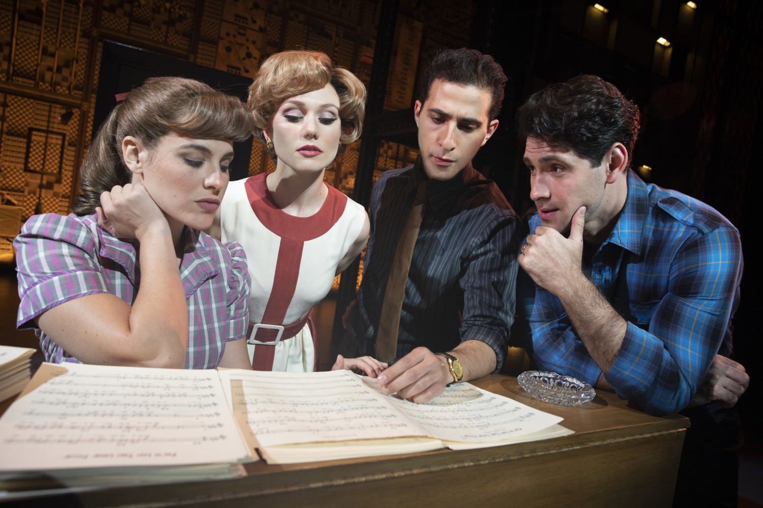 BWW Review: BEAUTIFUL Continues to Delight and Entertain, But Can We Just Get Past the Jukebox Musical, Please?