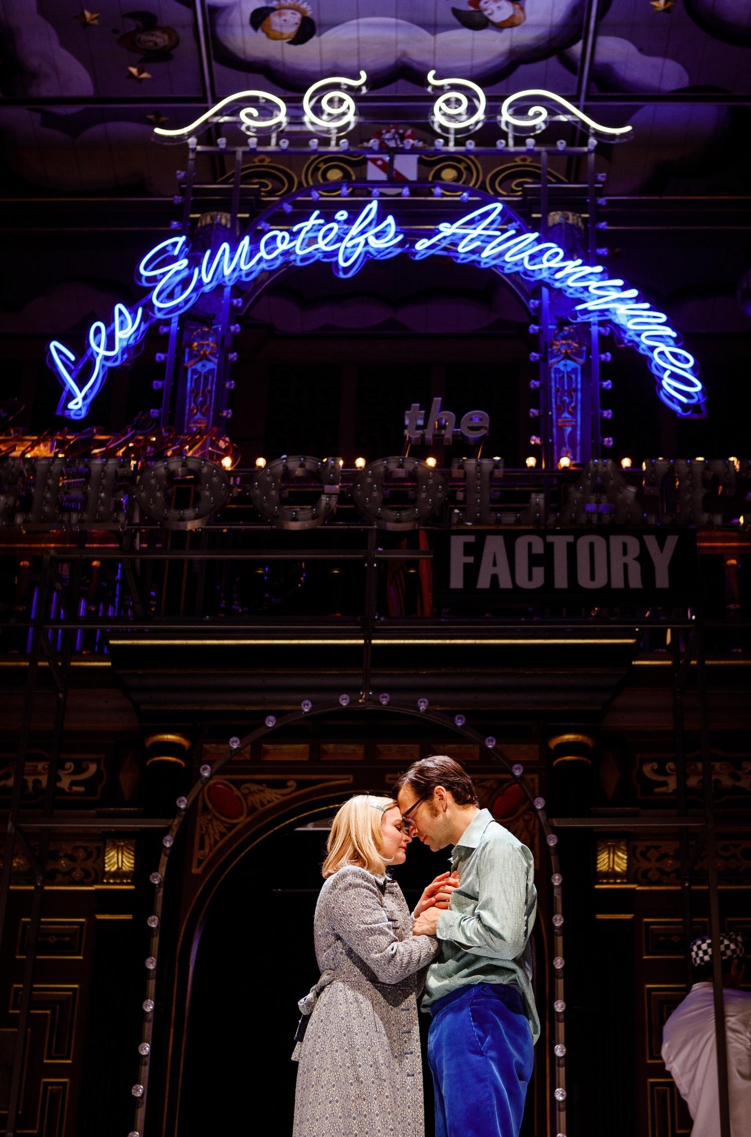BWW Review: ROMANTICS ANONYMOUS, Sam Wanamaker Playhouse