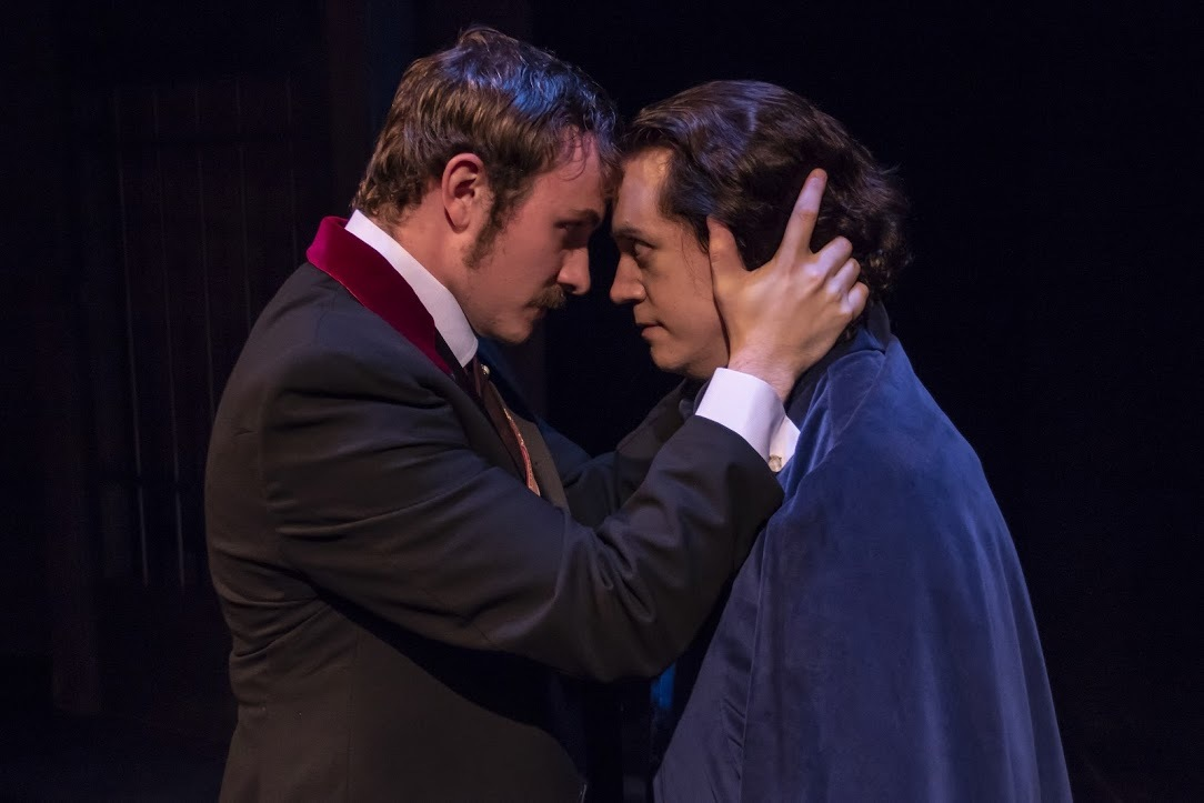 BWW Review: THIS PRISON WHERE I LIVE Brings the Brothers Booth to Theater RED