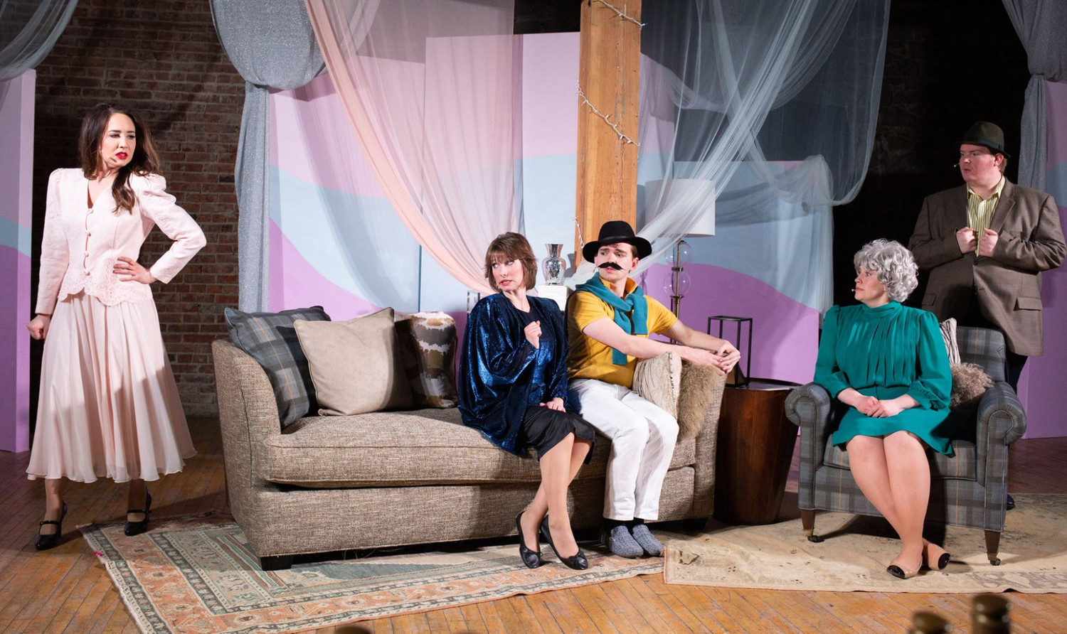 BWW REVIEW: Good Night Theatre Collective Brings Drama, Suspense, and Laughs with Premier of DAYTIME: A SOAP OPERA MUSICAL