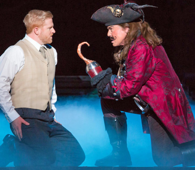 BWW Review: FINDING NEVERLAND at Theater League