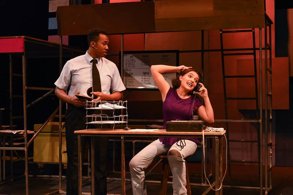 BWW Review: Infectious Energy Propels IN THE HEIGHTS at GLOW Lyric Theatre