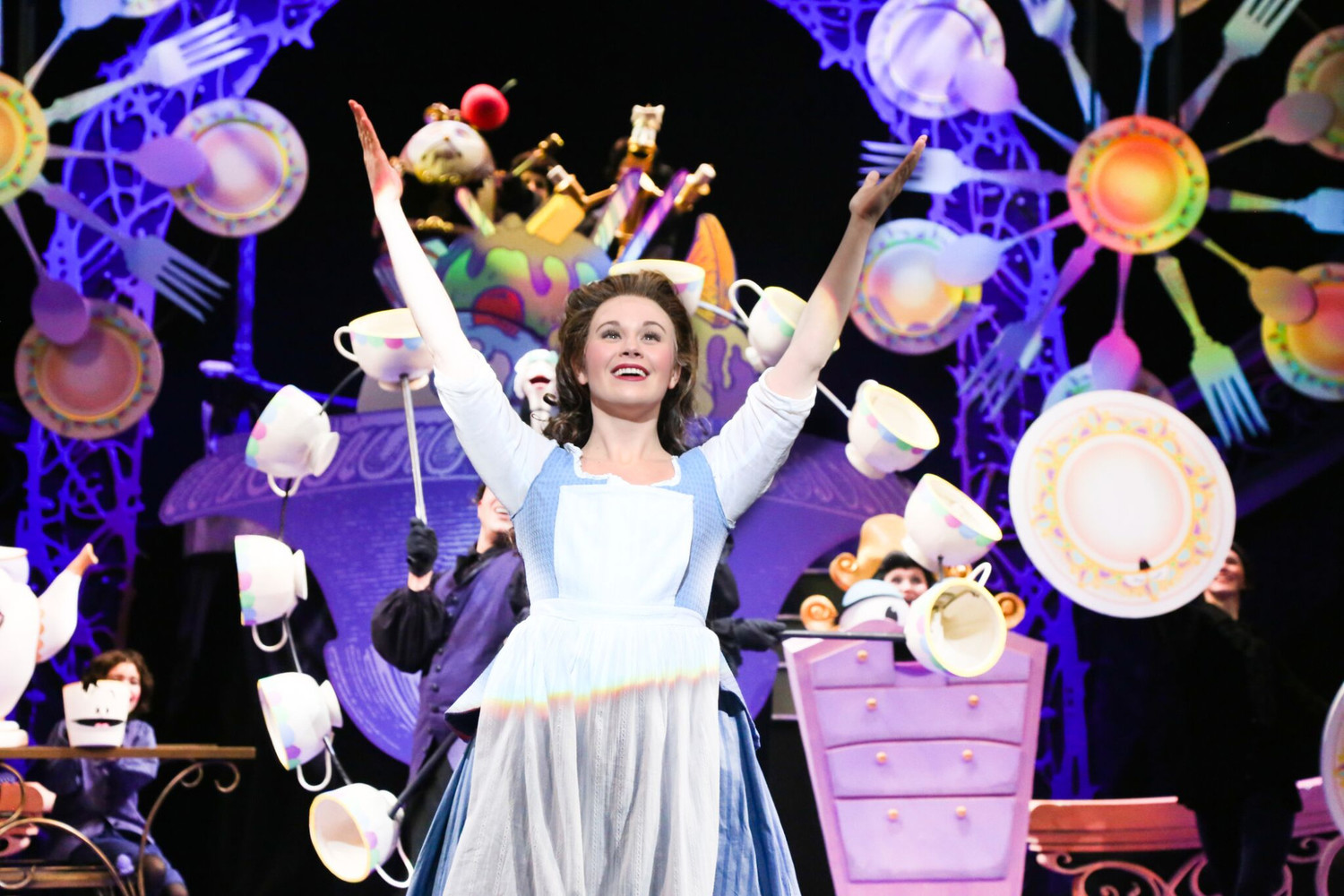 BWW Review: DISNEY BEAUTY AND THE BEAST at Maltz Jupiter Theatre