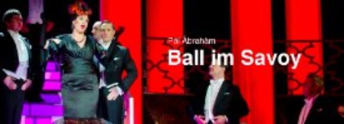 BALL IM SAVOY Coming to Estonian National Opera 3/10!