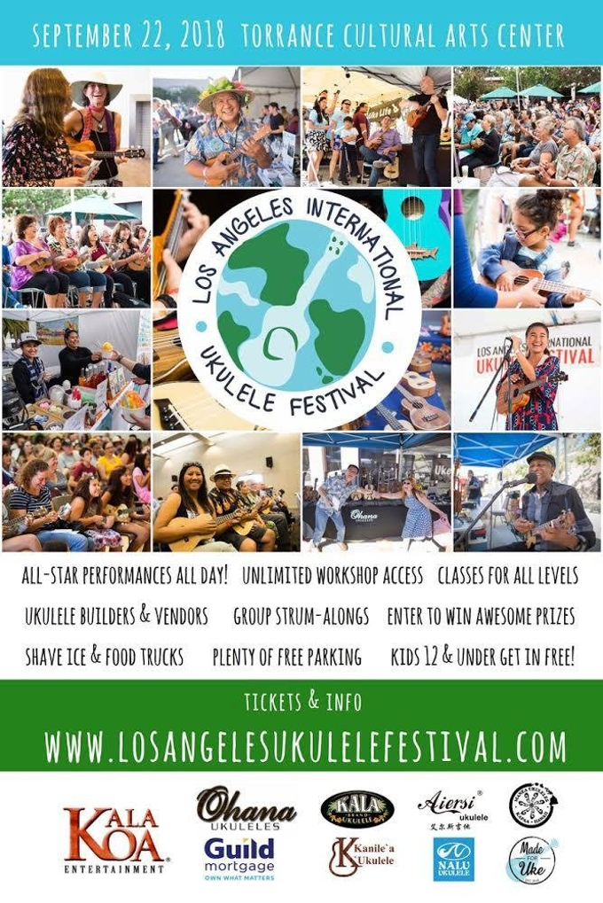 Los Angeles International Ukulele Festival Celebrates Musical