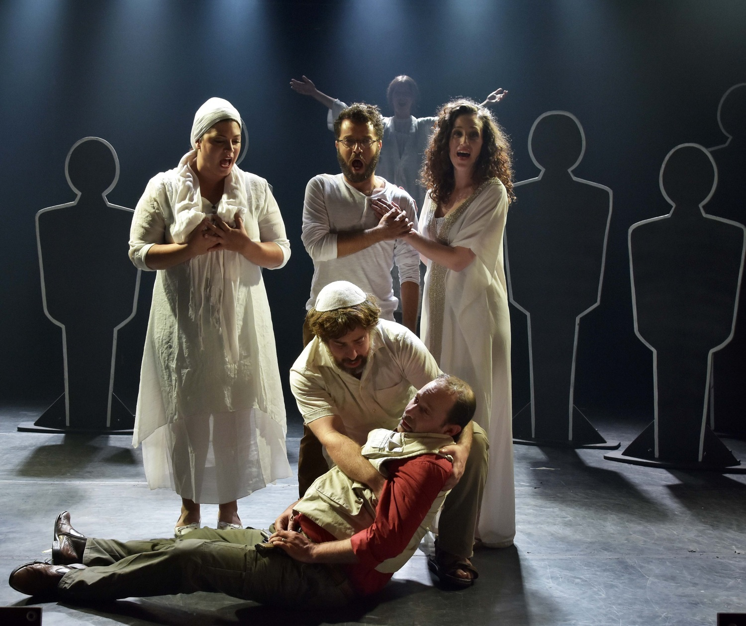 BWW Review: FEAR OF THE EVENT at Tmu-na Theater