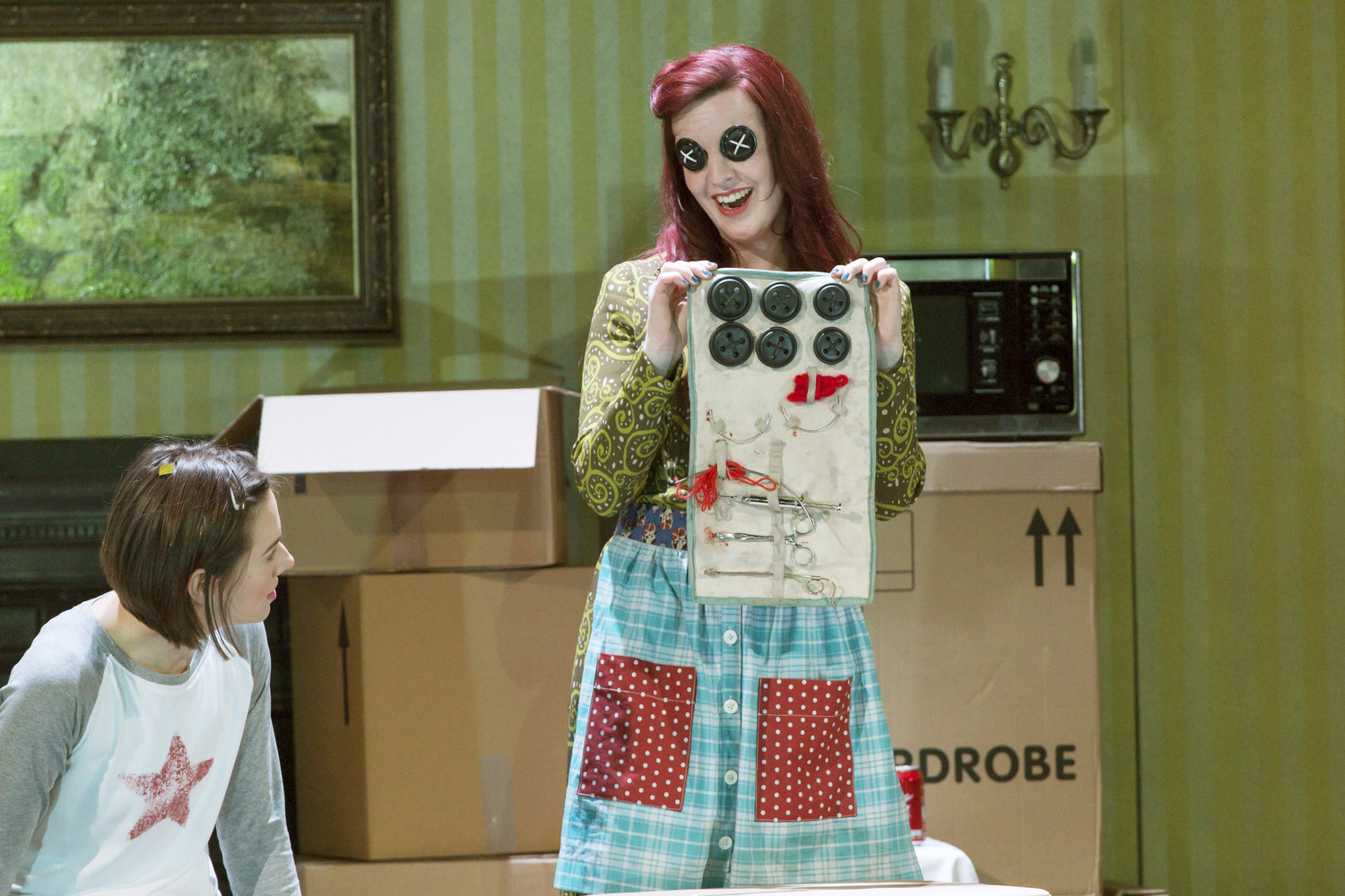 BWW Review: CORALINE, Barbican Theatre