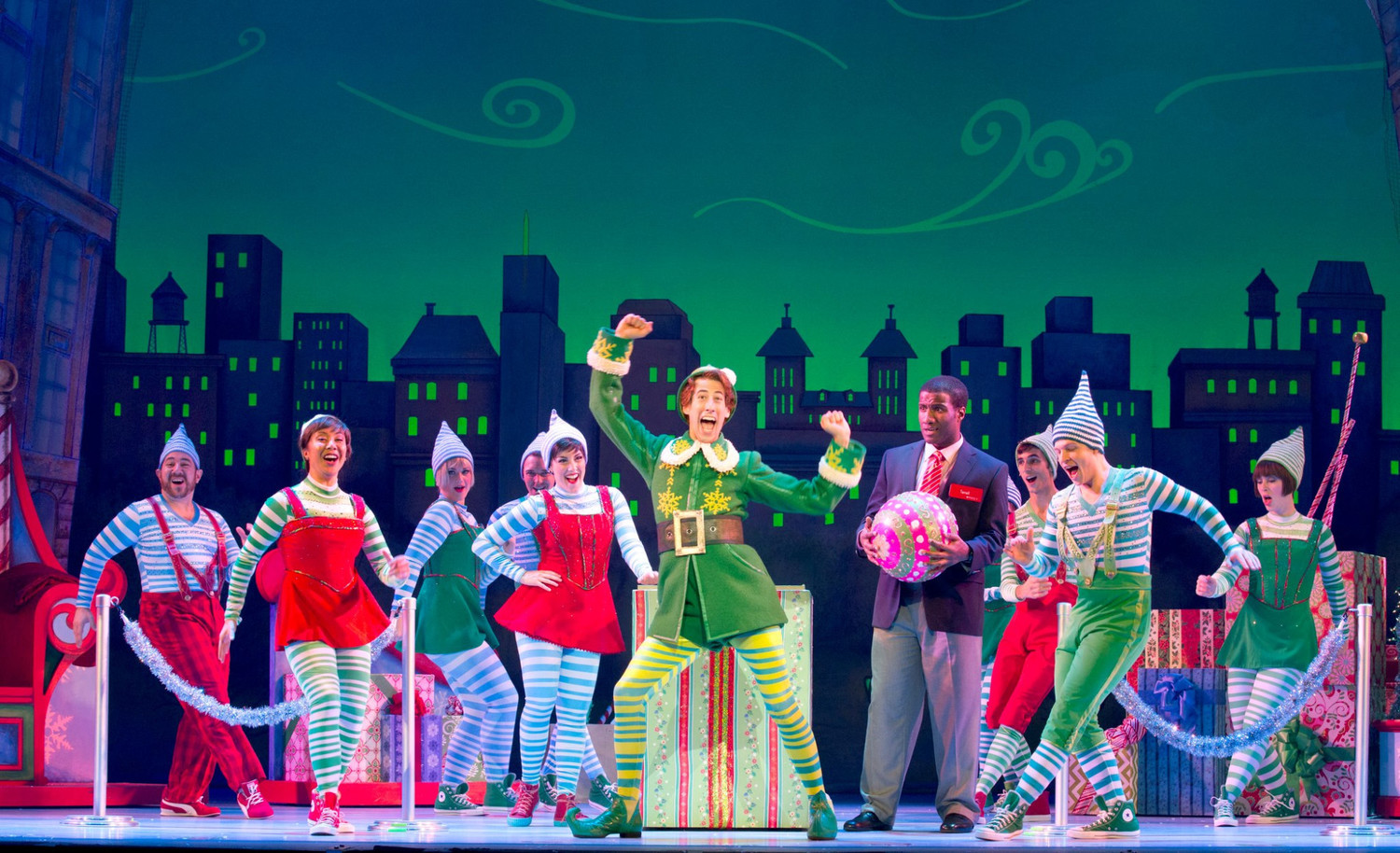BWW Review: ELF THE MUSICAL Brings the Holiday Spirit to Sioux Falls