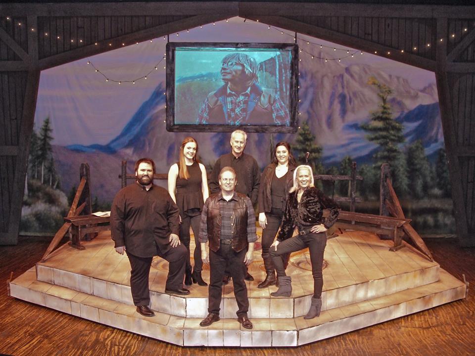BWW Review: ALMOST HEAVEN: SONGS OF JOHN DENVER at La Comedia Dinner Theatre