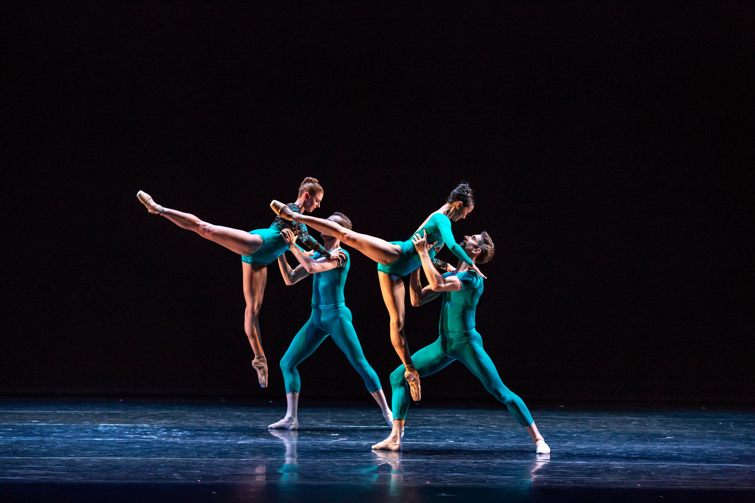BWW Review: BARAK BALLET ~ BEAUTIFUL, BRAVE, BOLD AND BOUNTIFUL at THE BROAD STAGE