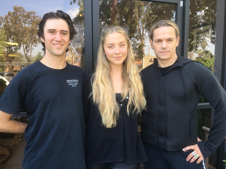 BWW Interview: Jonathan Sharp, Jack Stewart, Luna Montana Hoetzel of CAMELOT at Pacific Festival Ballet