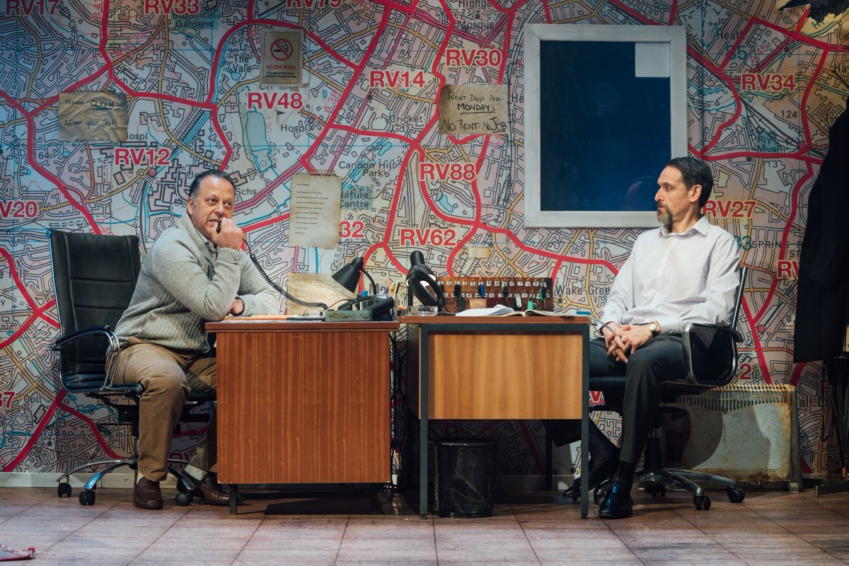 BWW Review: APPROACHING EMPTY, Kiln Theatre