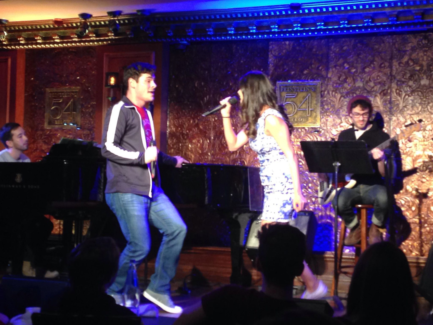 BWW Review: Everyone Bopped To the Top at '54 SINGS THE HIGH SCHOOL MUSICAL TRILOGY' at Feinstein's/54 Below