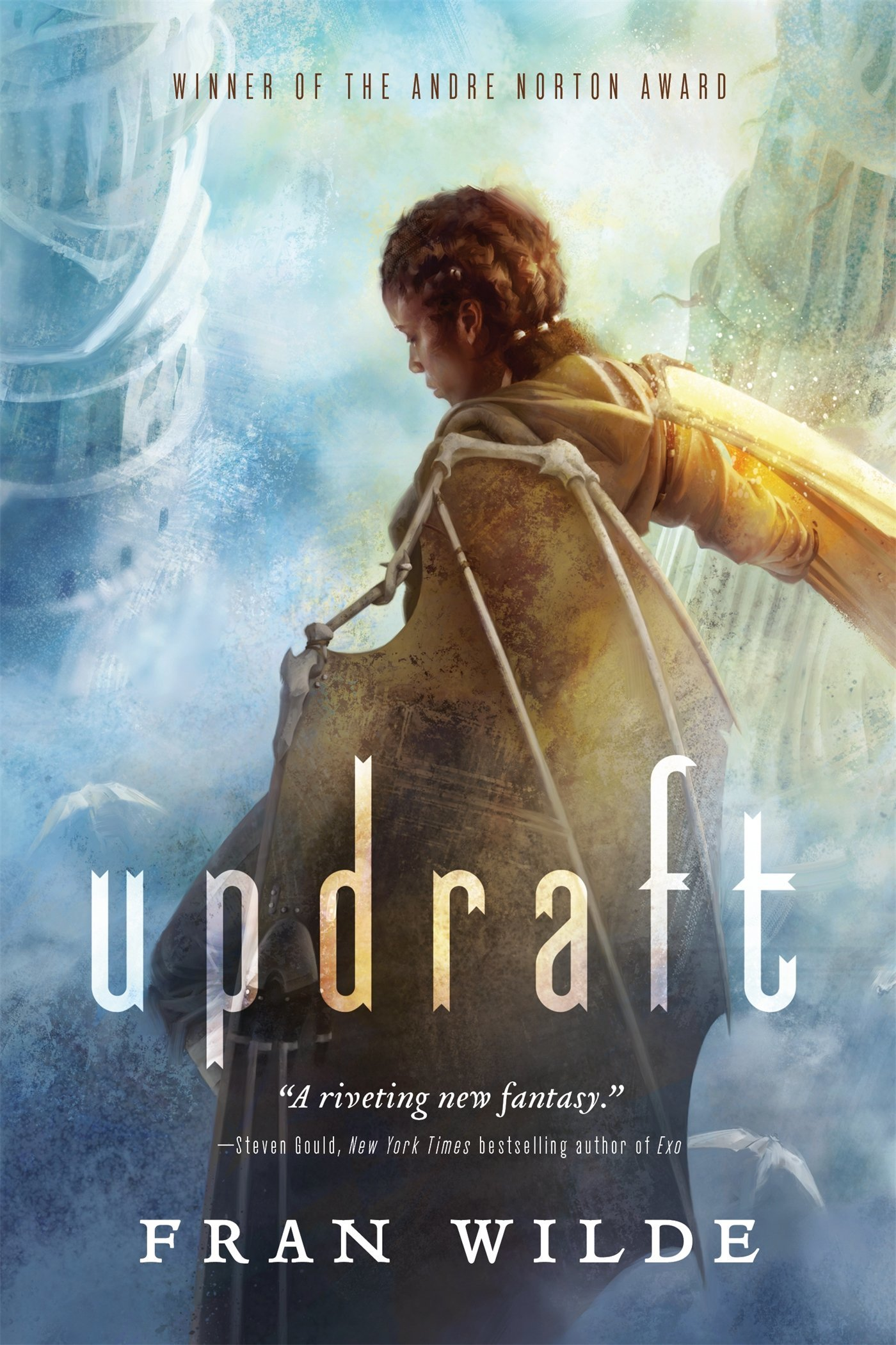 BWW Review: UPDRAFT by Fran Wilde