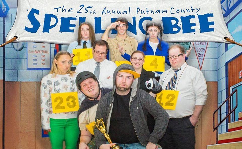 BWW Review: 25TH ANNUAL PUTNAM COUNTY SPELLING BEE at The Ritz Theatre is Worth the Buzz