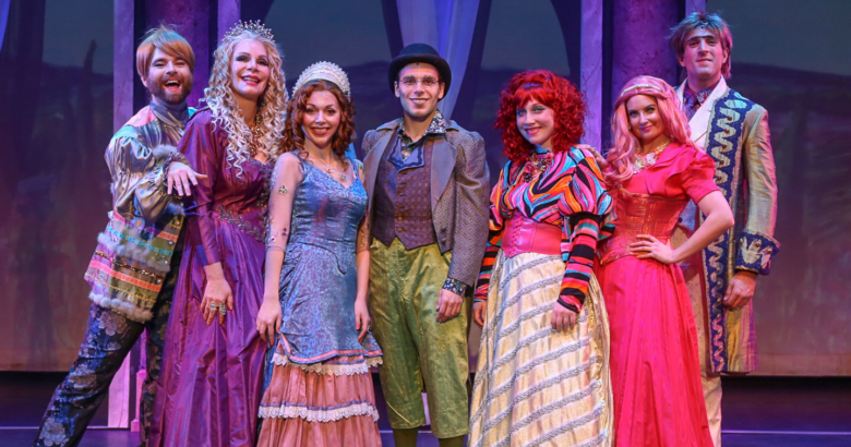 BWW Review: THE PRINCESS AND THE FROG at Downtown Cabaret Children's Theatre
