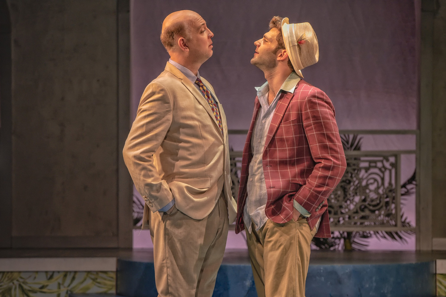 BWW Review: DIRTY ROTTEN SCOUNDRELS at Resident Theater Company