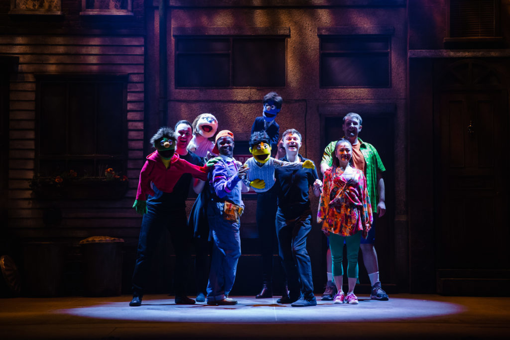 BWW Review: AVENUE Q at The Gaiety Theatre