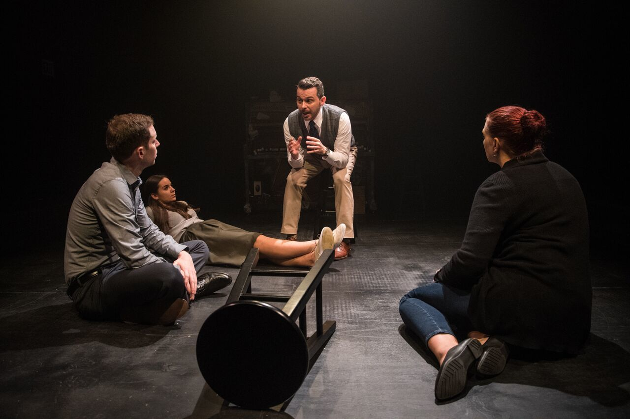 BWW Review: INCOGNITO at Urbanite Theatre
