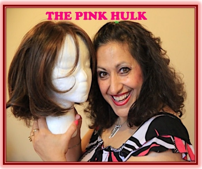 Award-winning Pink Hulk One-Woman Show From NYC Makes Its West Coast Debut At L.A.'s Whitefire Theatre