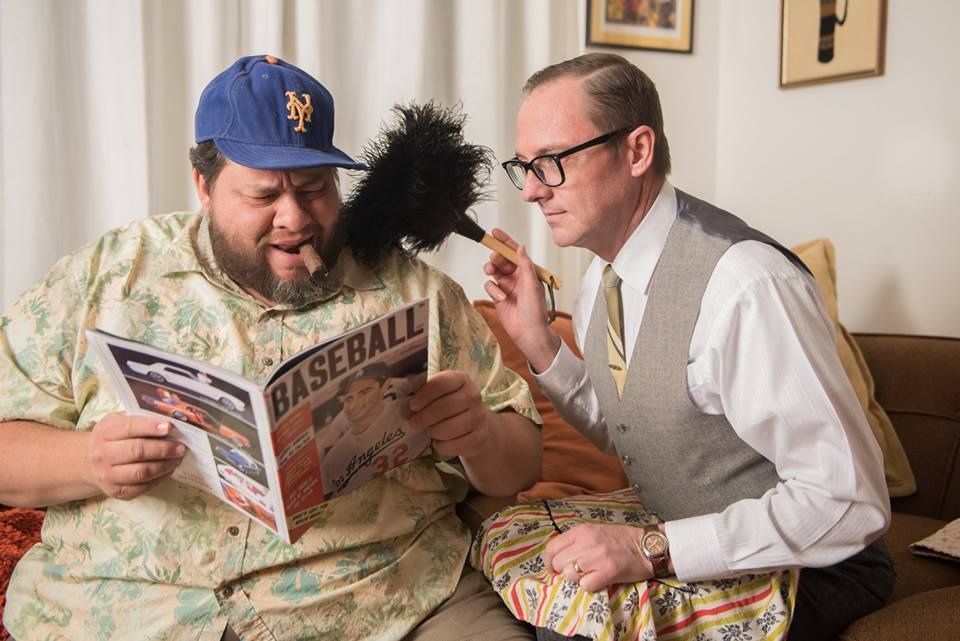 BWW Review: THE ODD COUPLE at Hale Center Theater Orem
