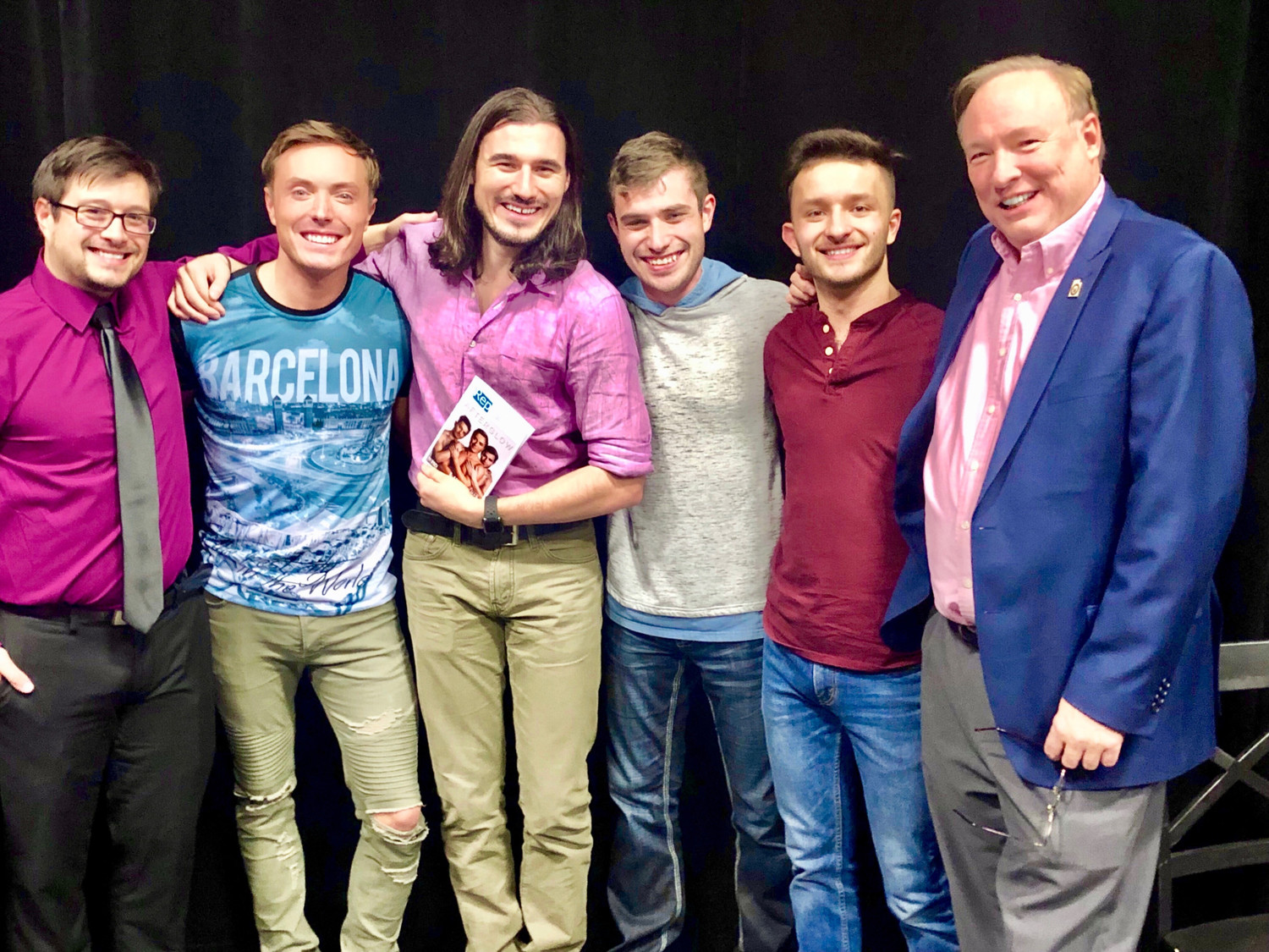 BWW Feature: AFTERGLOW Author/Original Director and State Senator at Utah Rep's Regional Premiere of Off-Broadway Sensation