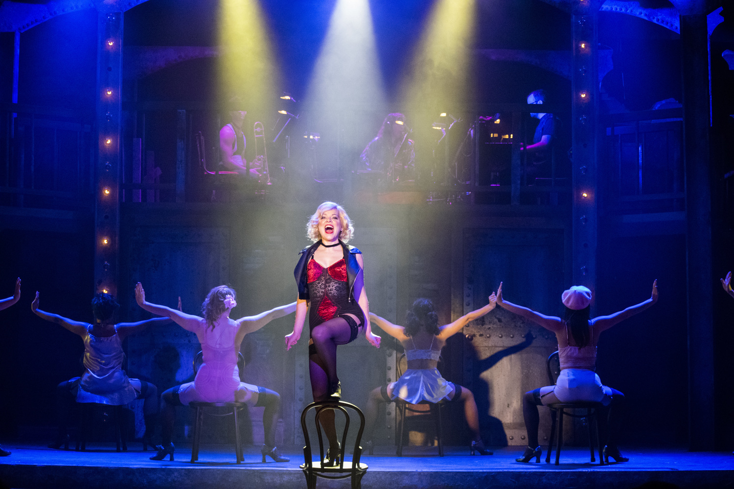 BWW Review: Life is a CABARET at Florida Repertory Theatre!