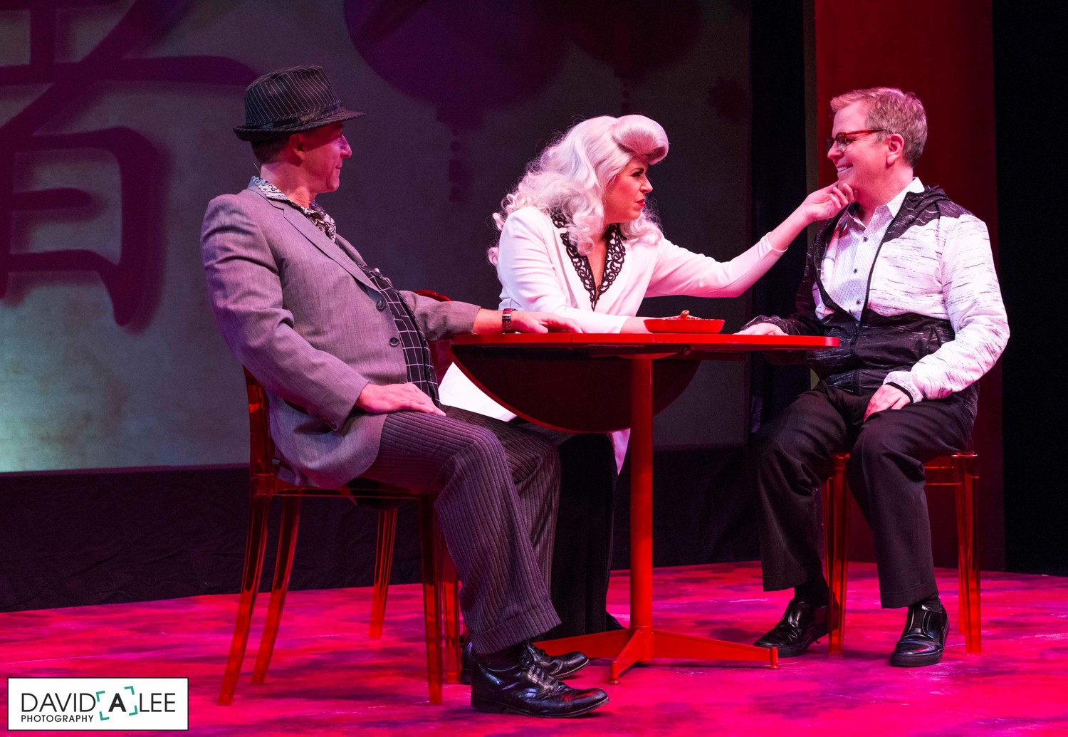 BWW Review: DIRTY BLONDE at Coyote Stageworks