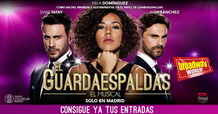EL GUARDAESPALDAS anuncia sus últimas funciones en Madrid