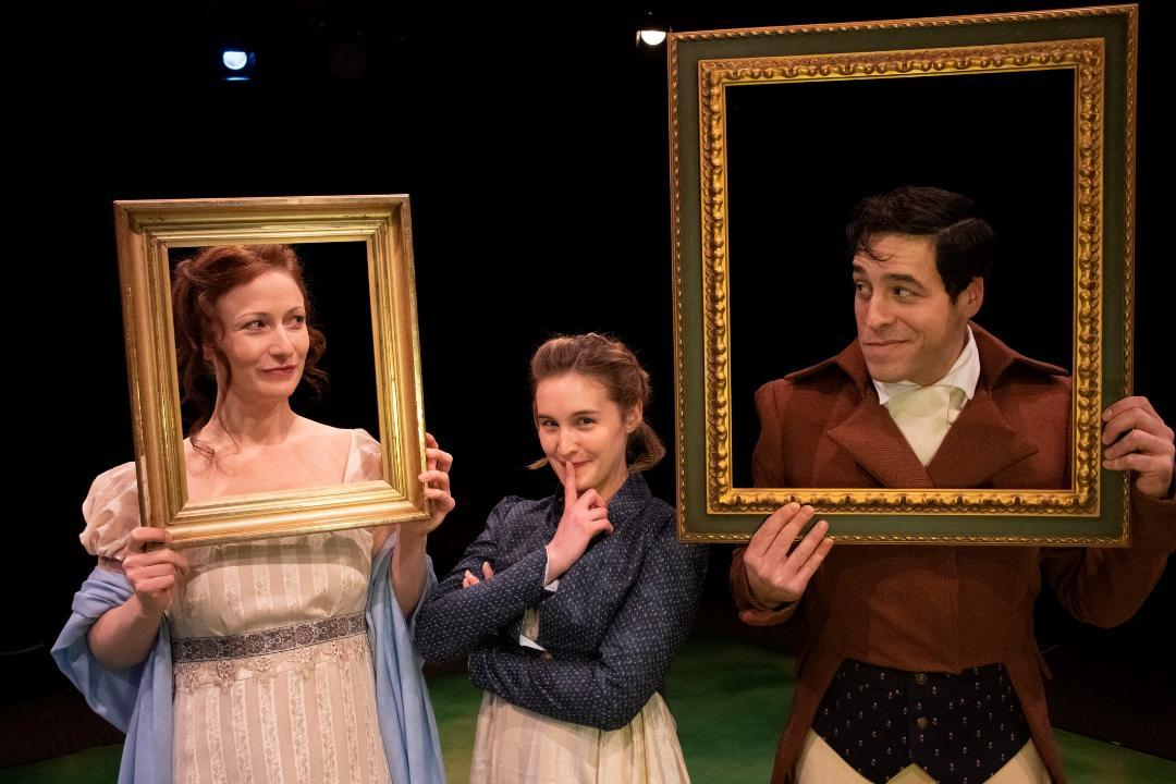 BWW Review: SENSE & SENSIBILITY at IRISH CLASSICAL THEATRE