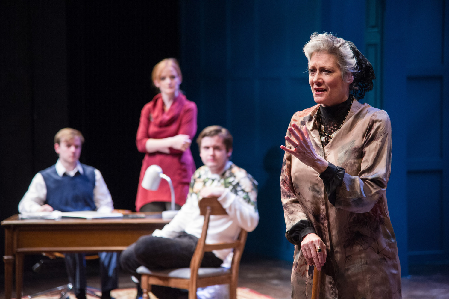 BWW Review: THE JEWISH QUEEN LEAR at Theater J