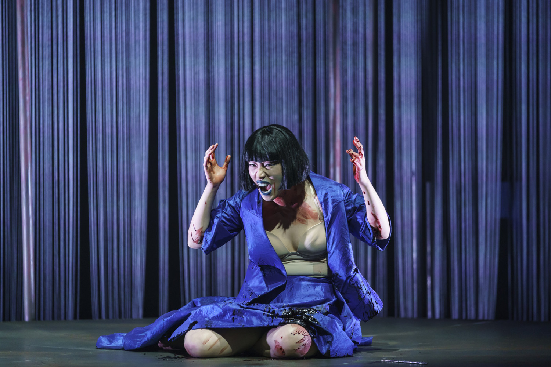 BWW Review: PHAEDRA, Linbury Theatre, Royal Opera House