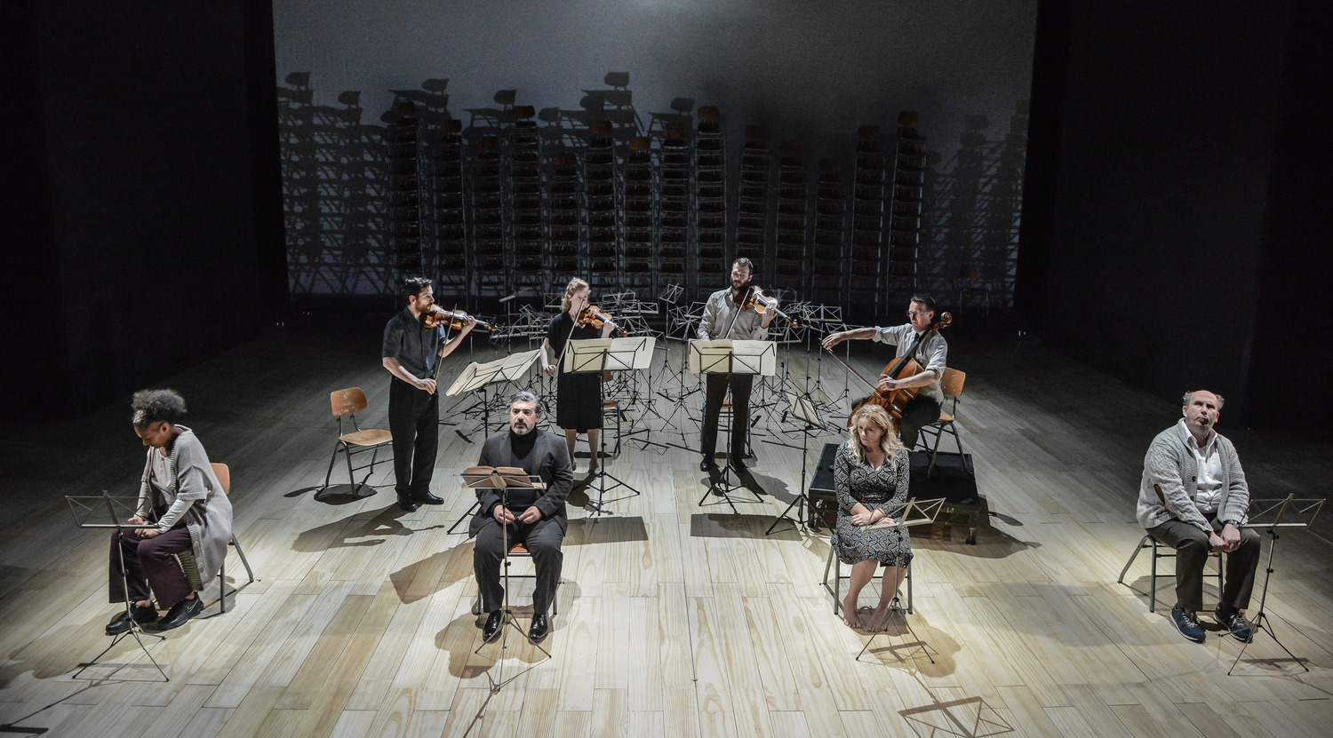 BWW Review: THE STRING QUARTET'S GUIDE TO SEX AND ANXIETY, Theatre Royal Brighton