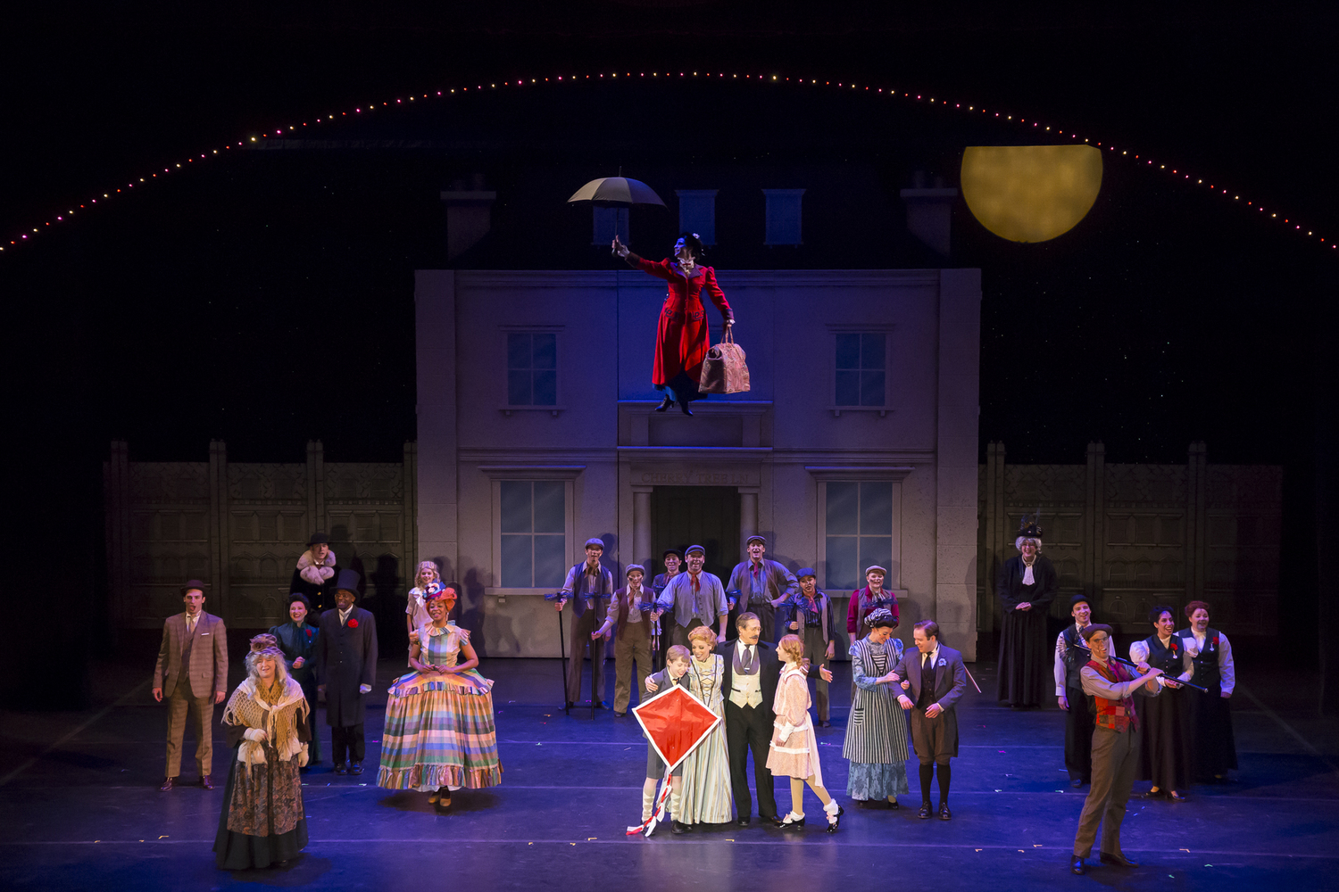 BWW Review: MARY POPPINS JR. is 'Practically Perfect' at The Children's Theatre of Cincinnati!