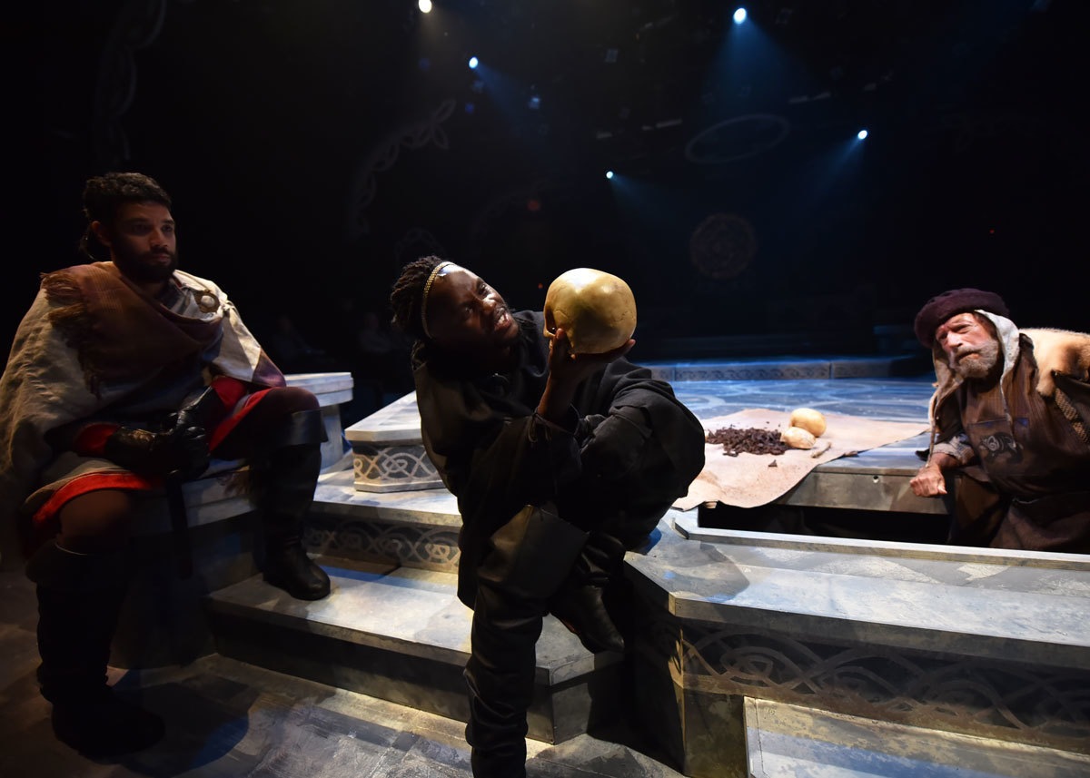 Nothing Rotten about Orlando Shakes' 'Hamlet'