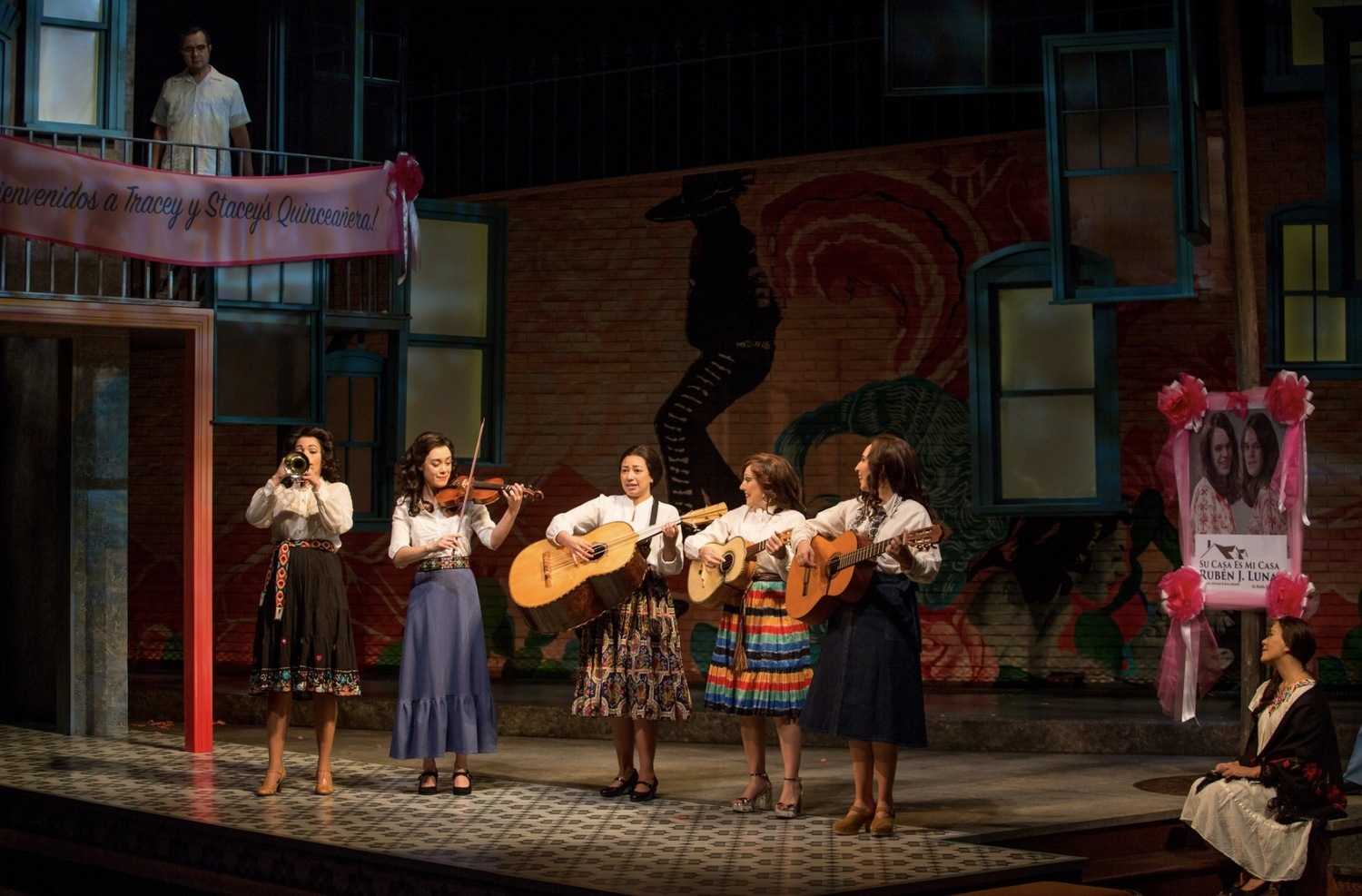 Review Roundup: AMERICAN MARIACHI at Denver Center For The Performing Arts