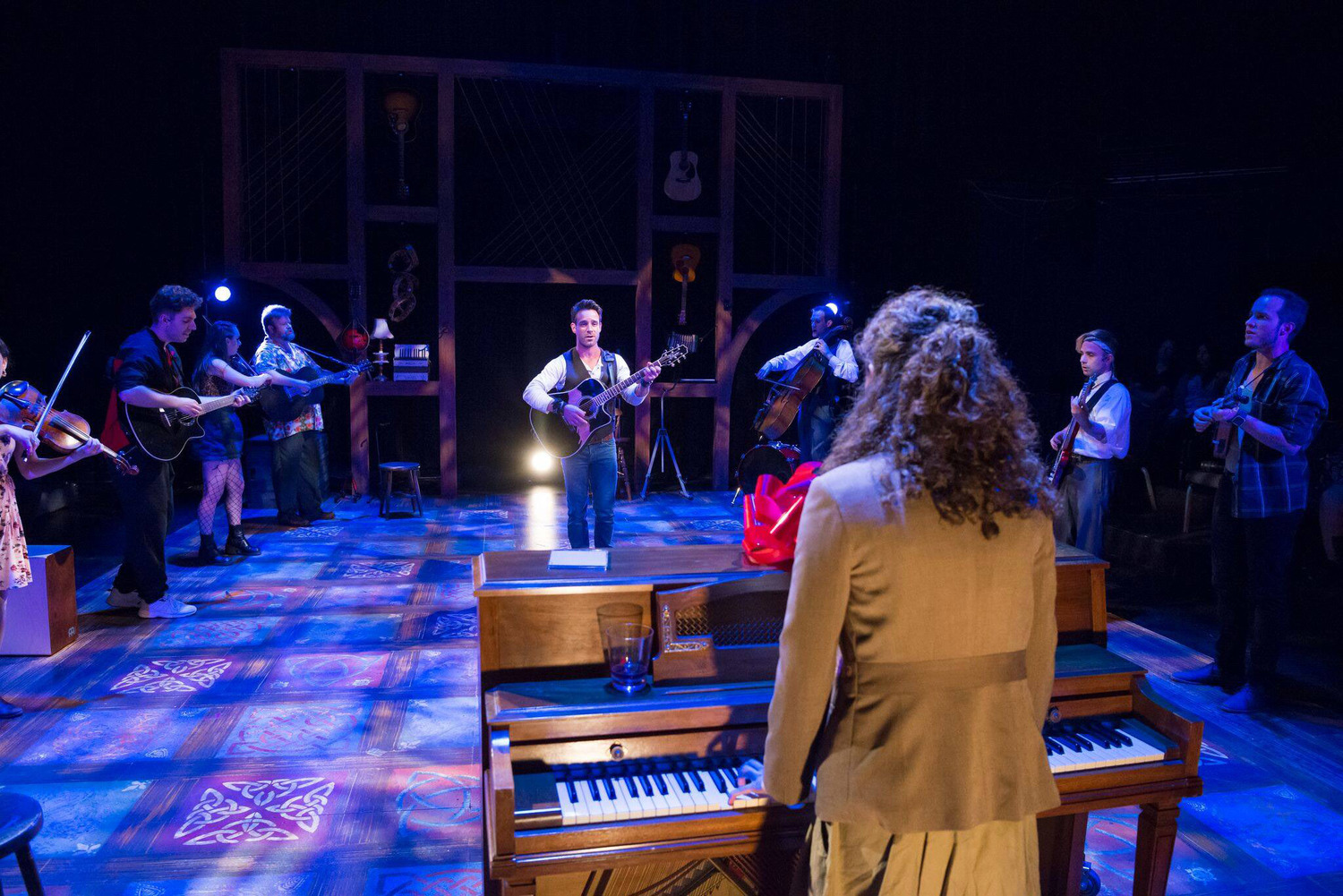 BWW Review: Theatre Raleigh's ONCE is Simply Grand